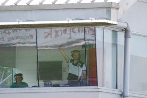 oulton park commentator